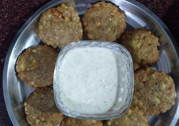 Recipe of Most Popular Sago vada