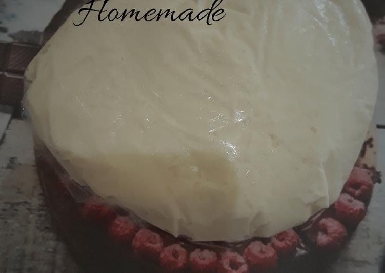 Cream cheese homemade