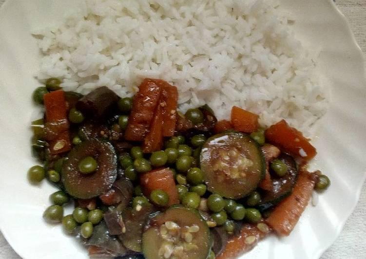 Rotatnillie(mixed vegetables)