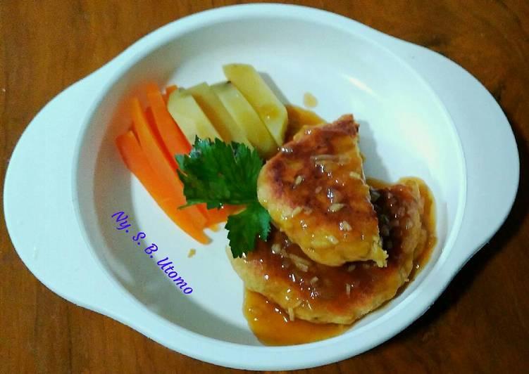 🍰 Stik tempe ayam simpel (versi panggang) 🍰 MPASI