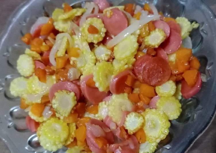 Tumis Sayuran