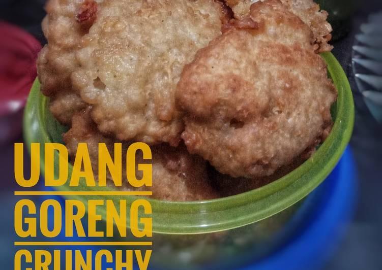 Udang Goreng Tepung Crunchy