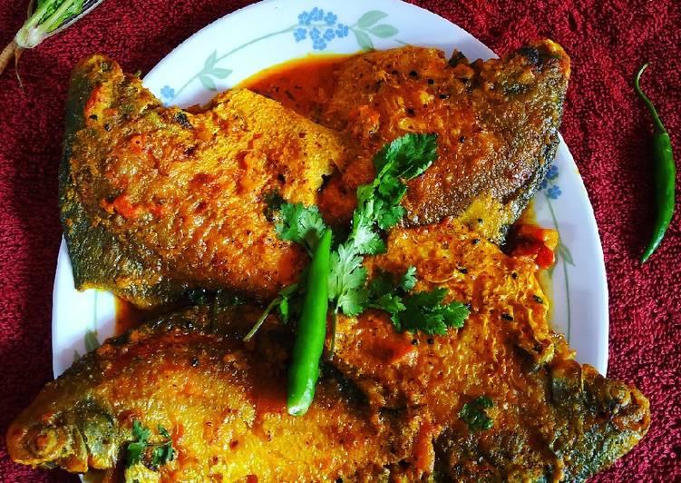 PATIO(Pomfret fish curry)