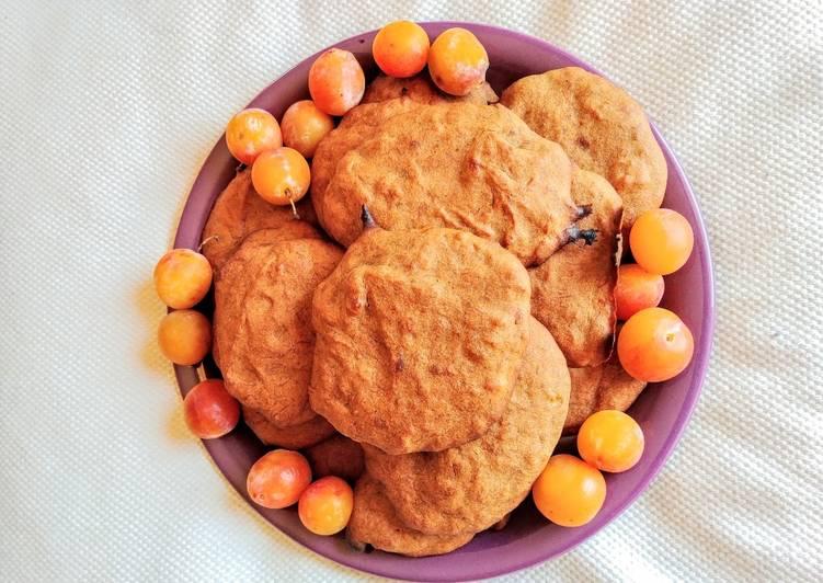 Cookies à la banane sans gluten