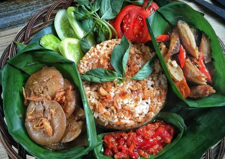 Nasi Tutug Oncom ala Go Kitchen (restuutamidewi)