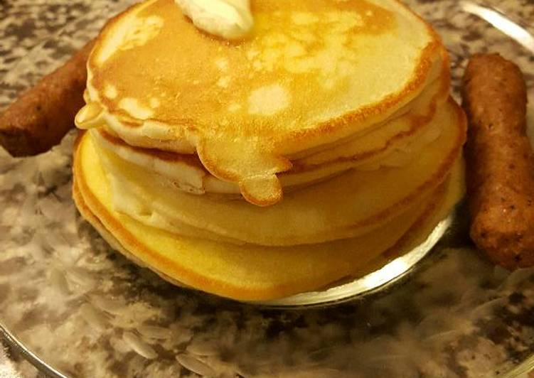 Information on How to Improve Your Mood with Food Easy Pancakes