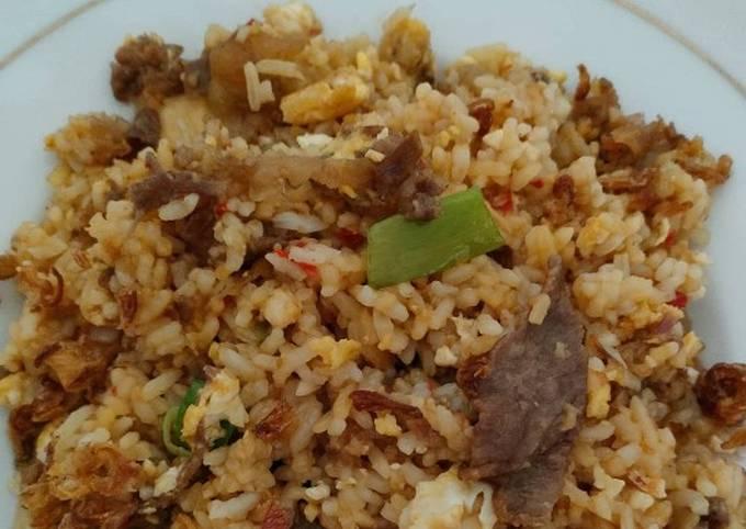 Nasi Goreng Beef Slice - projectfootsteps.org