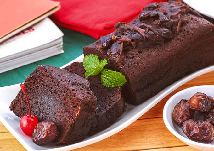 Resep Brownies Kurma