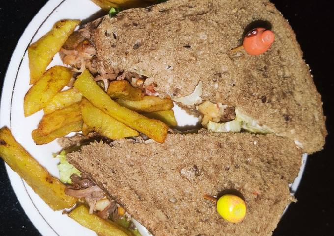 Healthy Sandwich 🥪🥪😋
