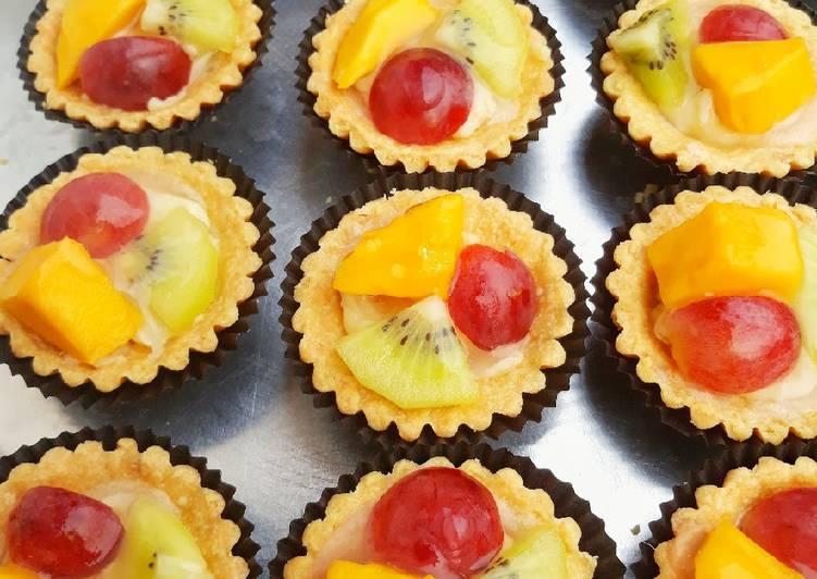 Resep Pie buah Paling Mudah