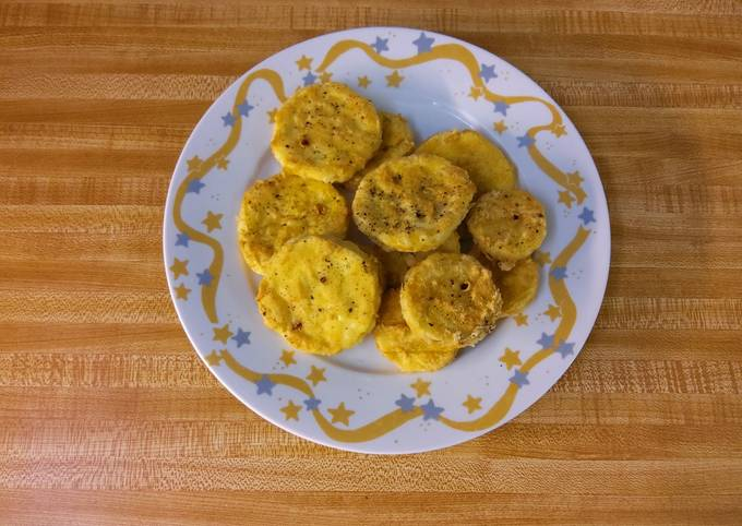 Lee's Southern Deep Fried Yellow Squash