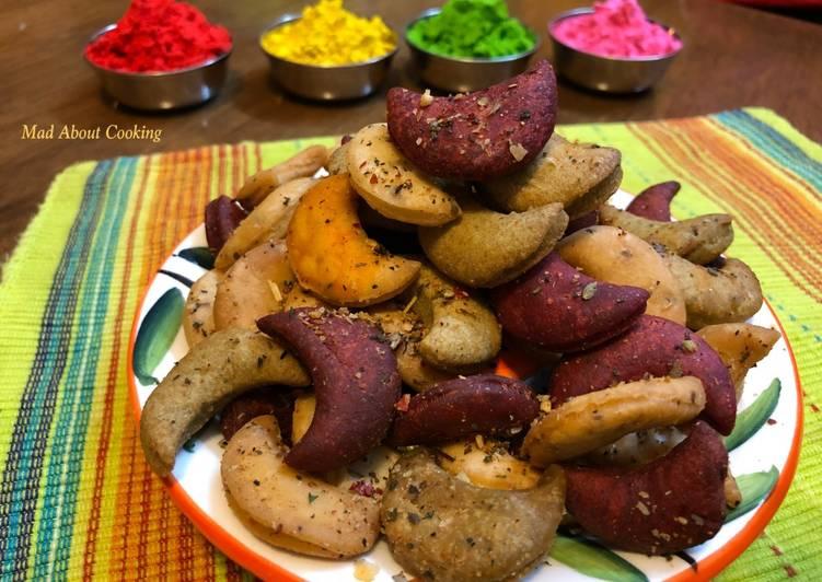 Recipe of Favorite Masala Kaju Namakpare – Holi Special