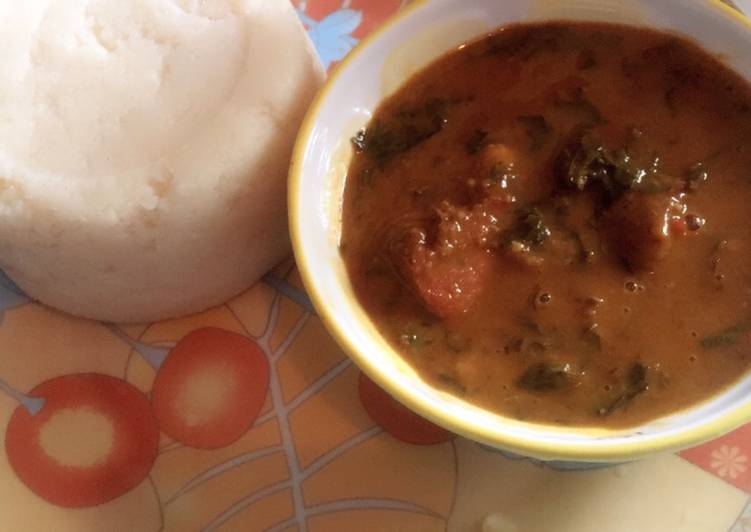 Consume These 25 Superfoods to Go Green for Great Health, Semo with Oha soup