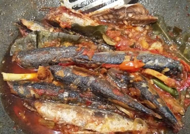 Balado ikan cue