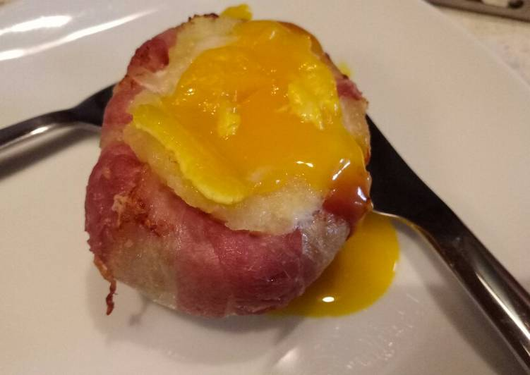 Step-by-Step Guide to Prepare Homemade Fluffy's jacket potato