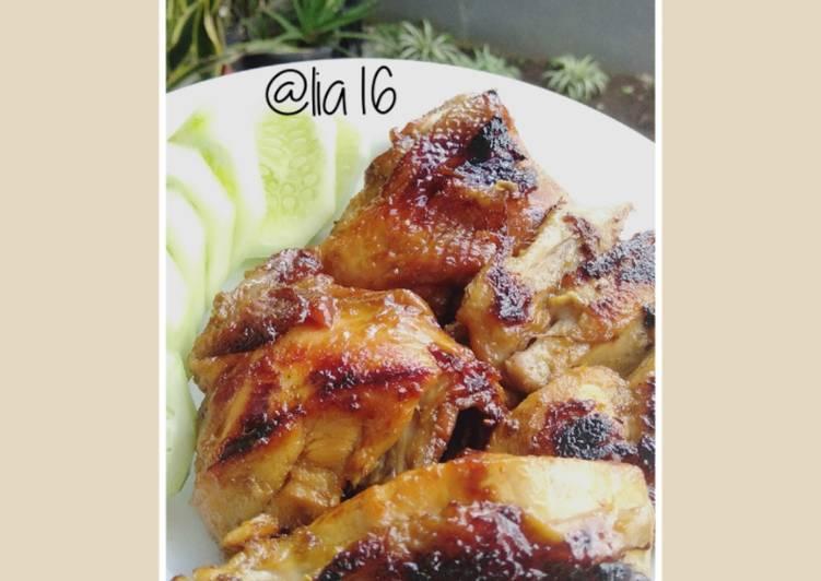 Cara Membuat Ayam Bakar Madu untuk pemula