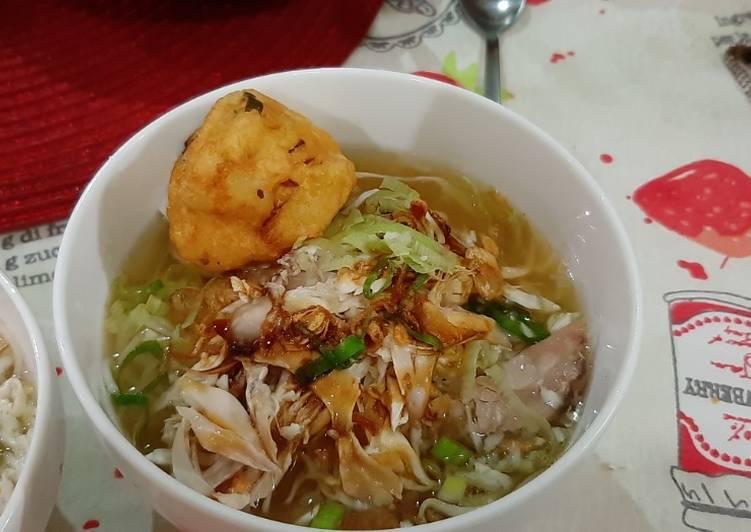 Resep Soto Semarang Sederhana Oleh Dapur Addina Cookpad