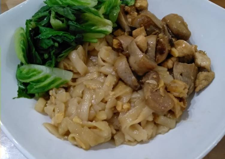 Mi ayam jamur