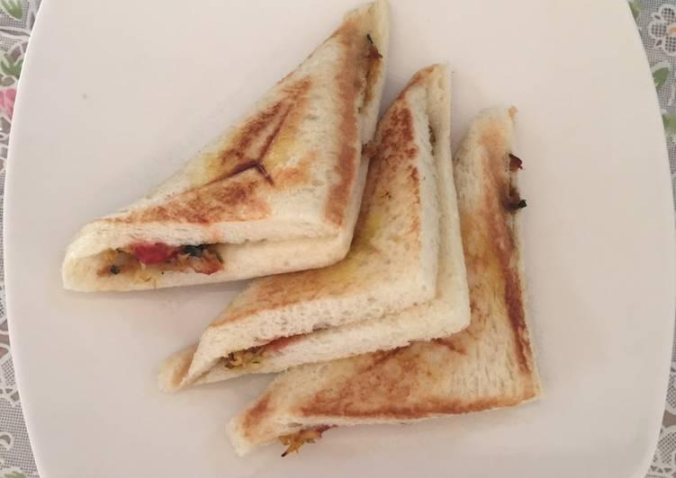 Sandwich ikan
