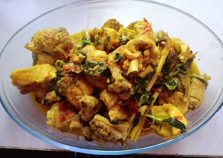 resep masak Ayam rica-rica kemangi - Sajian Dapur Bunda