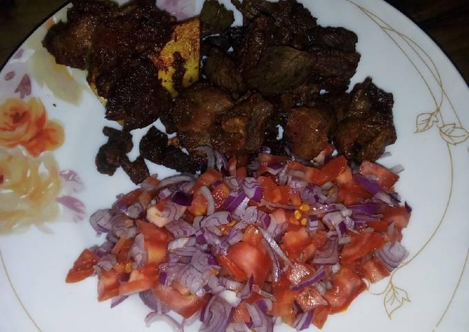 Nyama fry festive contest kisumu
