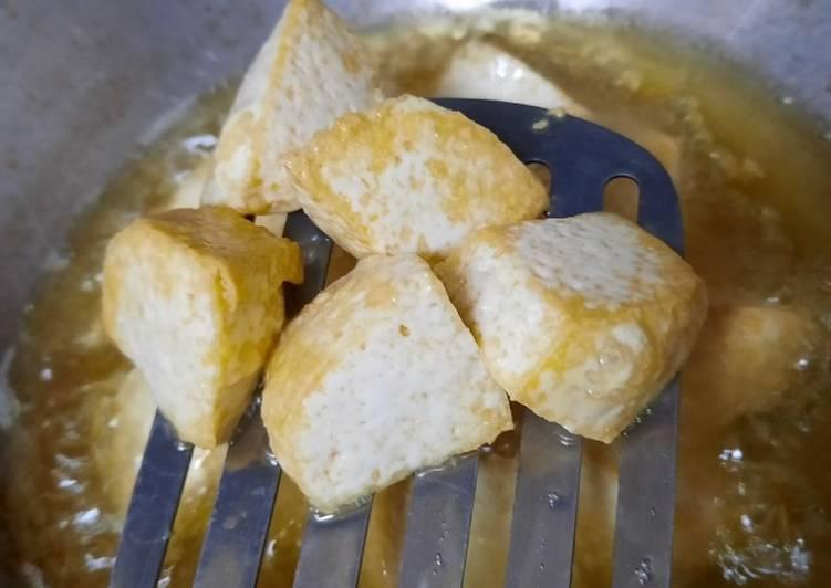 Tips: Cara sedapkan tauhu & goreng tak melekat