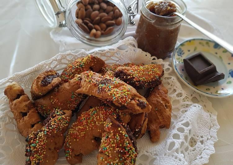 Ricetta Biscotti di fico siciliani