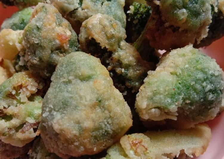 Brokoli Crispy Tepung 🥦