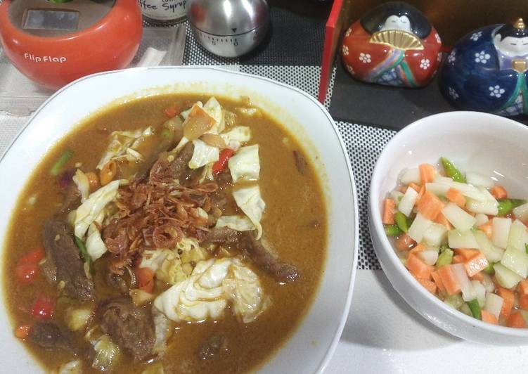 Tongseng Daging Sapi Ala Dapur Saya 😋