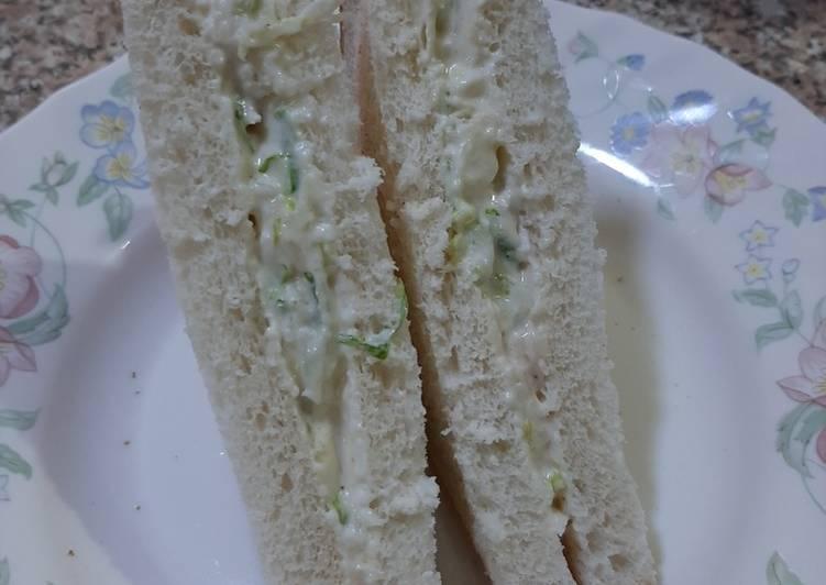 Sandwich Ayam Mayonaise