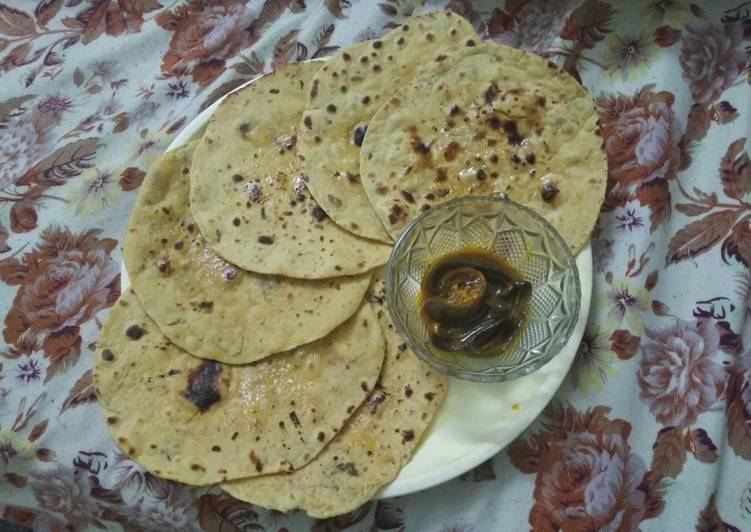 What are some Dinner Easy Special Missi roti