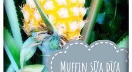 Hình ảnh món Muffin sữa dừa