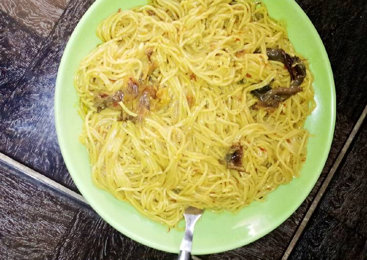 Step-by-Step Guide to Prepare Award-winning Spaghetti