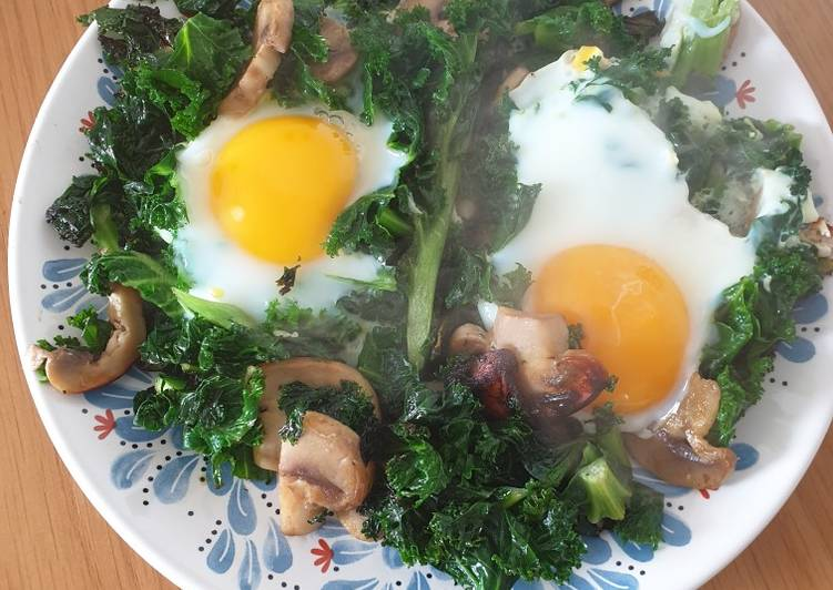 Healthy Egg Brunch