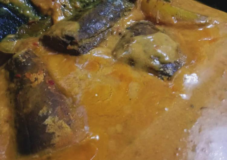 Gulai Sarden+Kentang