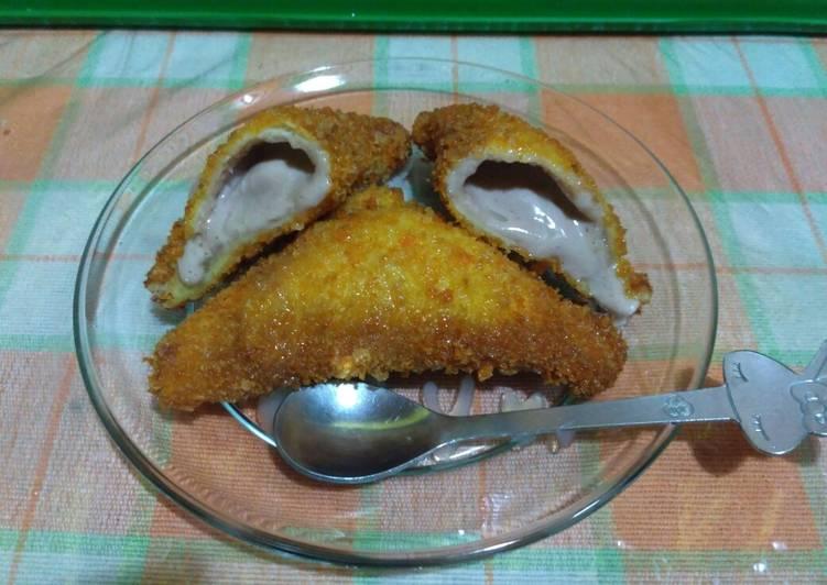 Ice Cream Goreng Ala-Ala