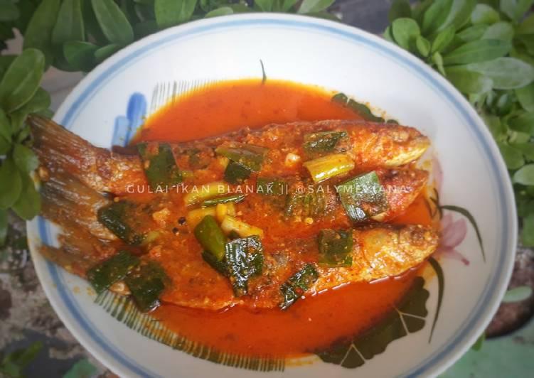 Gulai Ikan Balanak