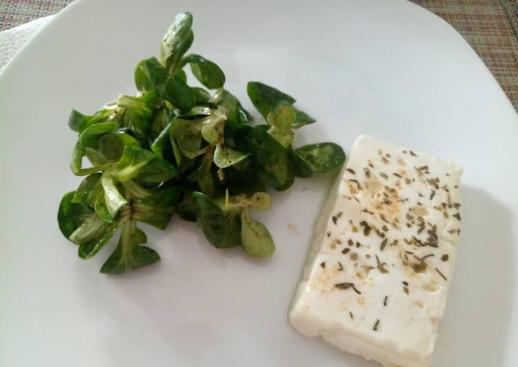 Recipe of Favorite Baked feta cheese