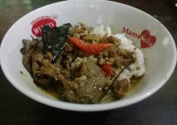 Tong Seng Kambing Pedas