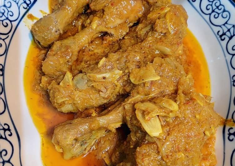 Ayam Betutu Goreng