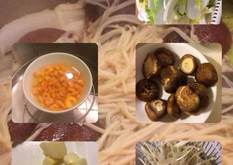 Soup jamur