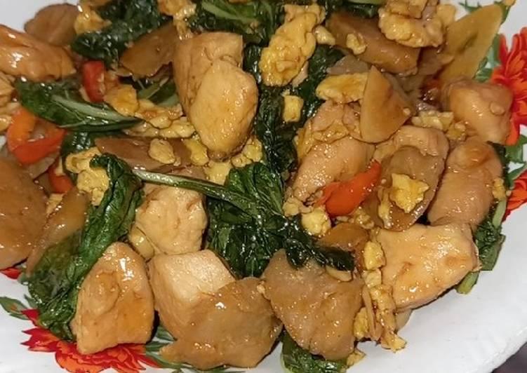 Rica bakso ayam pedas (less/no oil)