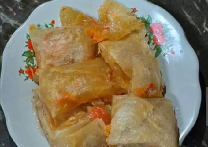 Cibay (Aci ngabarabay) homemade