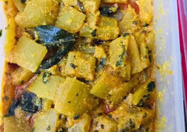 Simple Way to Prepare Ultimate Lauki till curry (kaddu & till)
