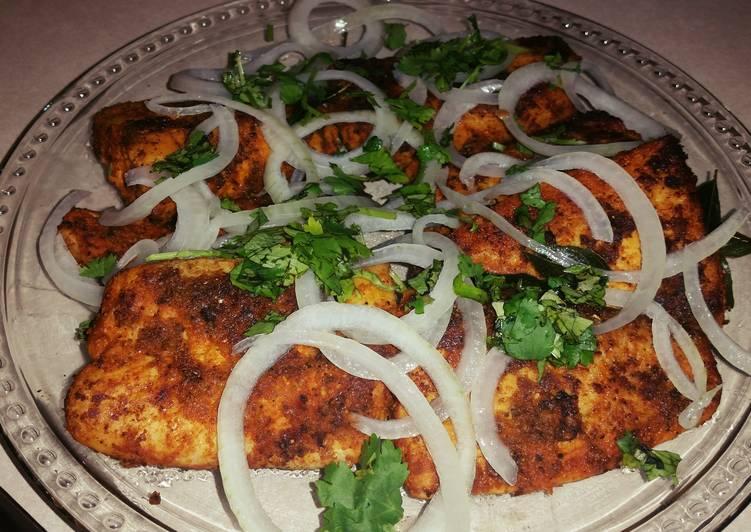 Fried Tilapia