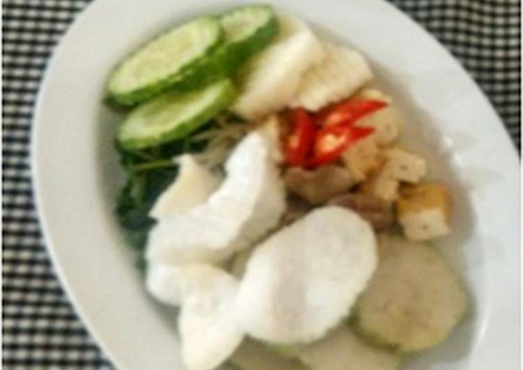 Salad Indonesia: Rujak Cingur Madura