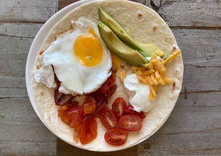 How to Make Delicious Huevos Rancheros (oeufs mexicains)
