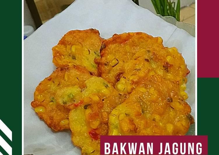 Bakwan Jagung