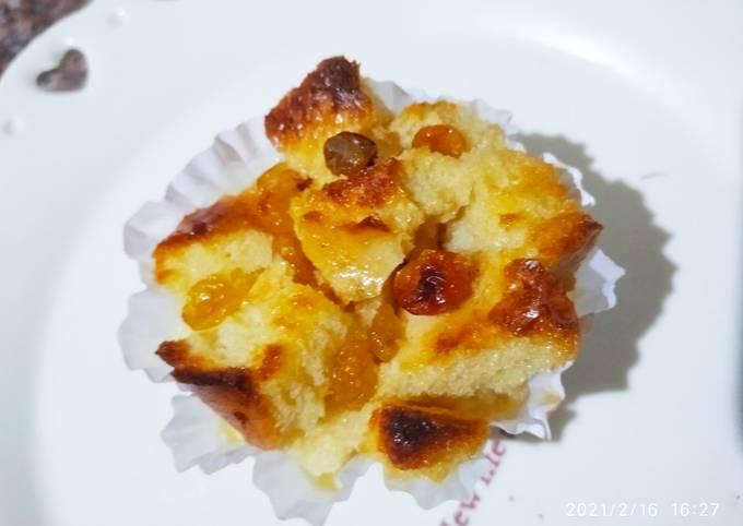 Muffins au pain perdu
