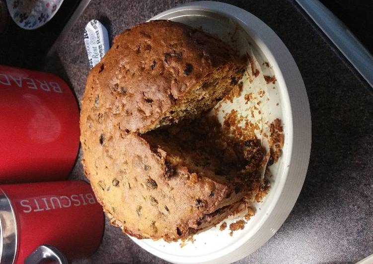 Recipe of Perfect Christmas Mincemeat cake